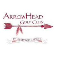 Logo of golf course named Arrowhead Golf Course
