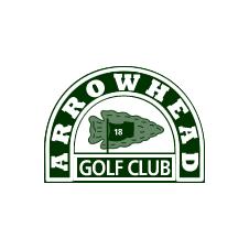 Logo of golf course named Arrowhead Park Golf Club