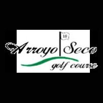 Logo of golf course named Arroyo Seco Golf Course