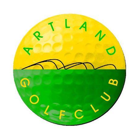 Logo of golf course named Artland Golfclub e.V.