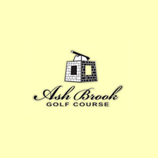 Logo of golf course named Ash Brook Golf Course