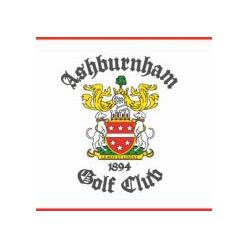 Logo of golf course named Ashburnham Golf Club