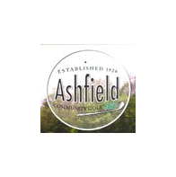 Logo of golf course named Ashfield Community Golf Course