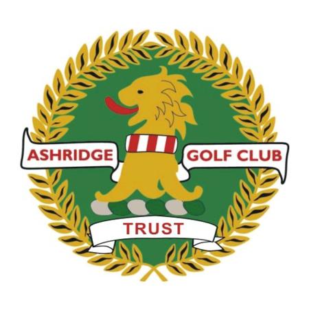 Logo of golf course named Ashridge Golf Club
