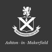 Logo of golf course named Ashton-In-Makerfield Golf Club