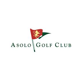 Logo of golf course named Asolo Golf Club