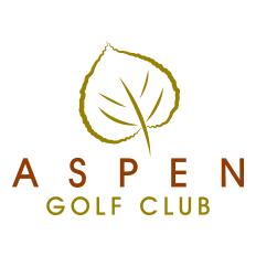 Logo of golf course named Aspen Golf Course