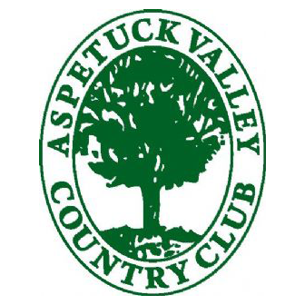 Logo of golf course named Aspetuck Valley Country Club