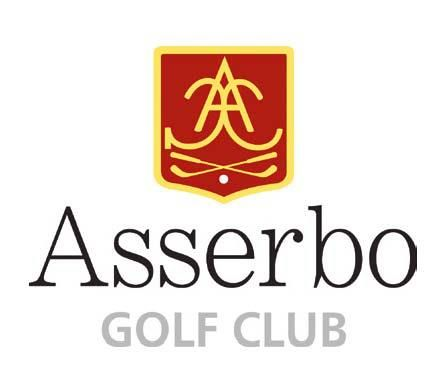 Logo of golf course named Asserbo Golf Club