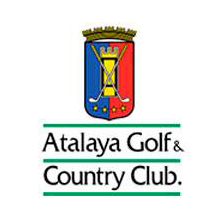 Logo of golf course named Atalaya Golf and Country Club