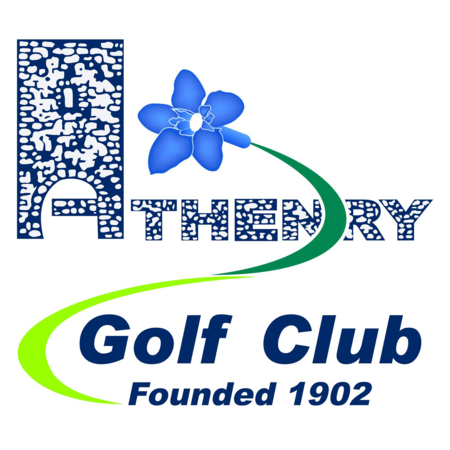 Logo of golf course named Athenry Golf Club