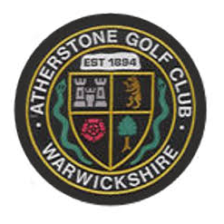 Logo of golf course named Atherstone Golf Club