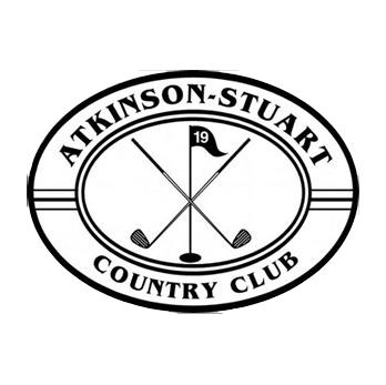 Logo of golf course named Atkinson-Stuart Country Club