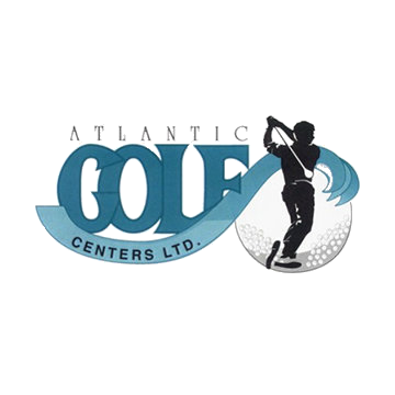 Logo of golf course named Atlantic Golf Center - Pitch and Putt