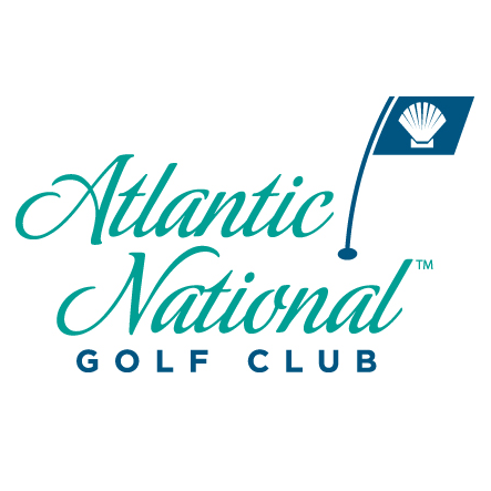 Logo of golf course named Atlantic National Golf Club