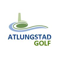 Logo of golf course named Atlungstad Golfklubb