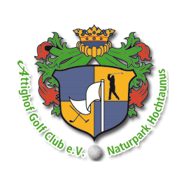 Logo of golf course named Attighof Golf and Country Club