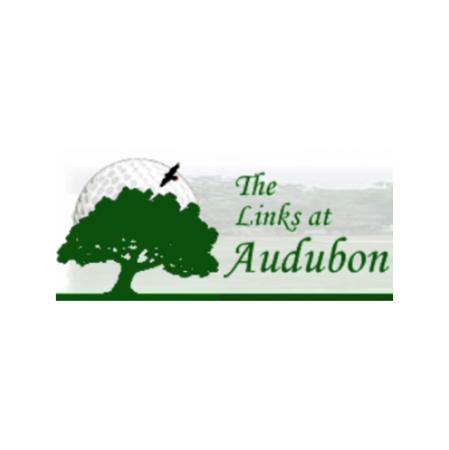 Logo of golf course named Audubon Golf Course