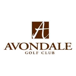 Logo of golf course named Avondale Golf Club