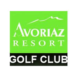 Logo of golf course named Avoriaz Resort Golf Club
