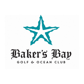 Logo of golf course named Baker's Bay Golf and Ocean Club