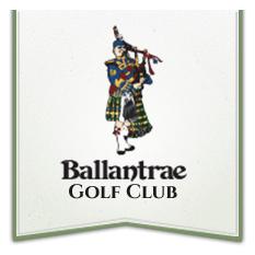 Logo of golf course named Ballantrae Golf Club
