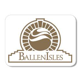 Logo of golf course named BallenIsles Country Club - East Course