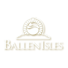 Logo of golf course named BallenIsles Country Club - South Course