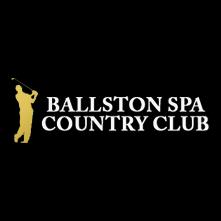 Logo of golf course named Ballston Spa Country Club