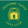 Logo of golf course named Ballumbie Castle Golf Club