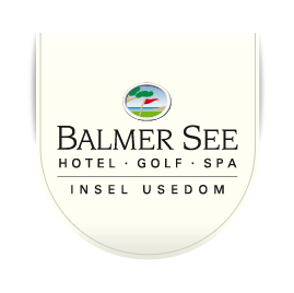 Logo of golf course named Balmer See Golf Club