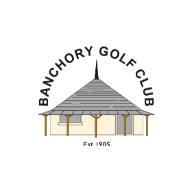 Logo of golf course named Banchory Golf Club