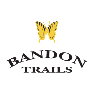 Logo of golf course named Bandon Trails at Bandon Dunes Resort