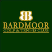 Logo of golf course named Bardmoor Golf and Tennis Club