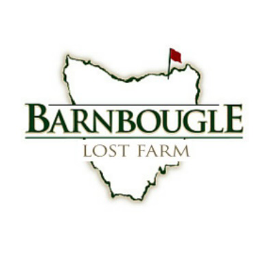Logo of golf course named Barnbougle Golf Club - Lost Farm
