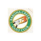Logo of golf course named Barona Creek Golf Club