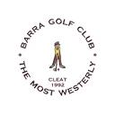 Logo of golf course named Barra Golf Club