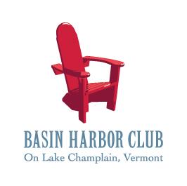 Logo of golf course named Basin Harbor Club