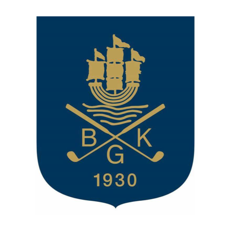 Logo of golf course named Bastad Golfklubb