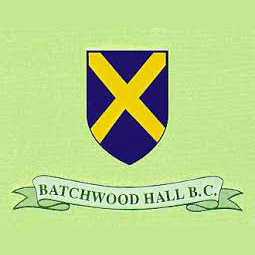 Logo of golf course named Batchwood Hall Golf and Tennis Centre