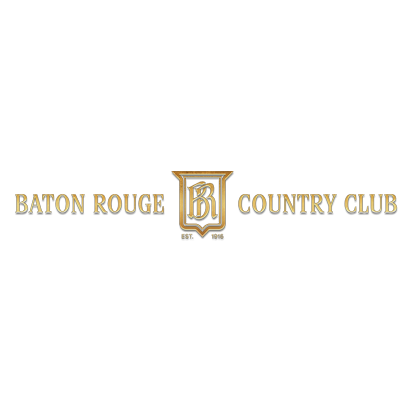 Logo of golf course named Baton Rouge Country Club