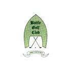 Logo of golf course named Battle Golf Club