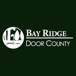 Logo of golf course named Bay Ridge Golf Course