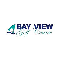 Logo of golf course named Bay View Golf Park