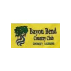 Logo of golf course named Bayou Bend Country Club