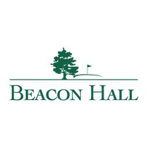 Logo of golf course named Beacon Hall Golf Club