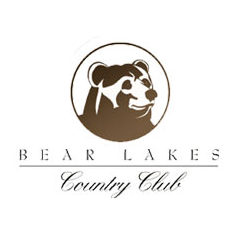 Logo of Golf club named Bear Lakes Country Club