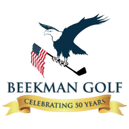 Logo of golf course named Beekman Country Club, Llc