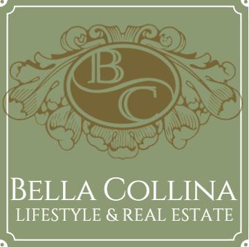 Logo of golf course named Bella Collina Golf Club