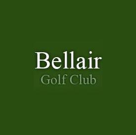 Logo of golf course named Bellaire Golf Course